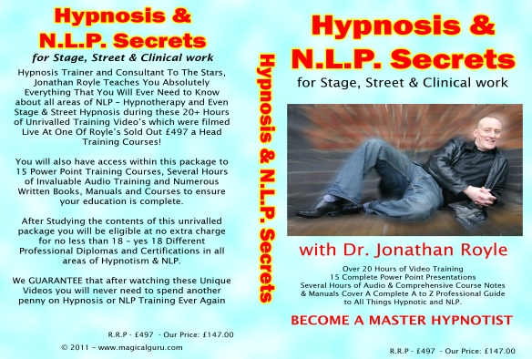 Hypnosis & NLP Secrets Exposed