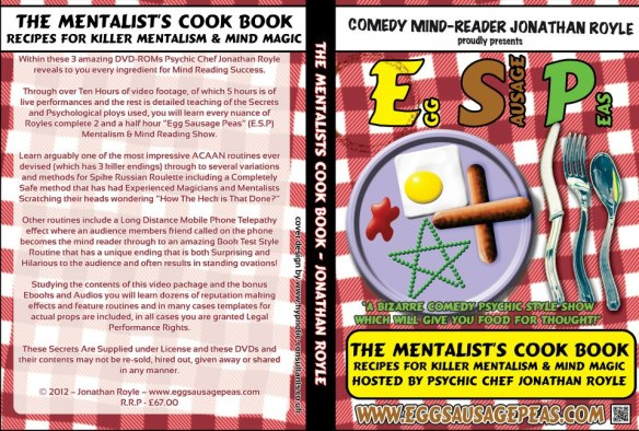 Mentalists Cook Book