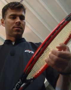 Andy Dowsett Tennis Coach
