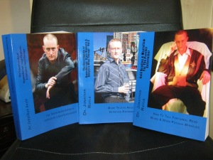 3 Amazing New Books From Dr. Jonathan Royle