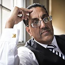 Nazir Afzal former Chief of the Crown Prosecution Service in Northwest of England.