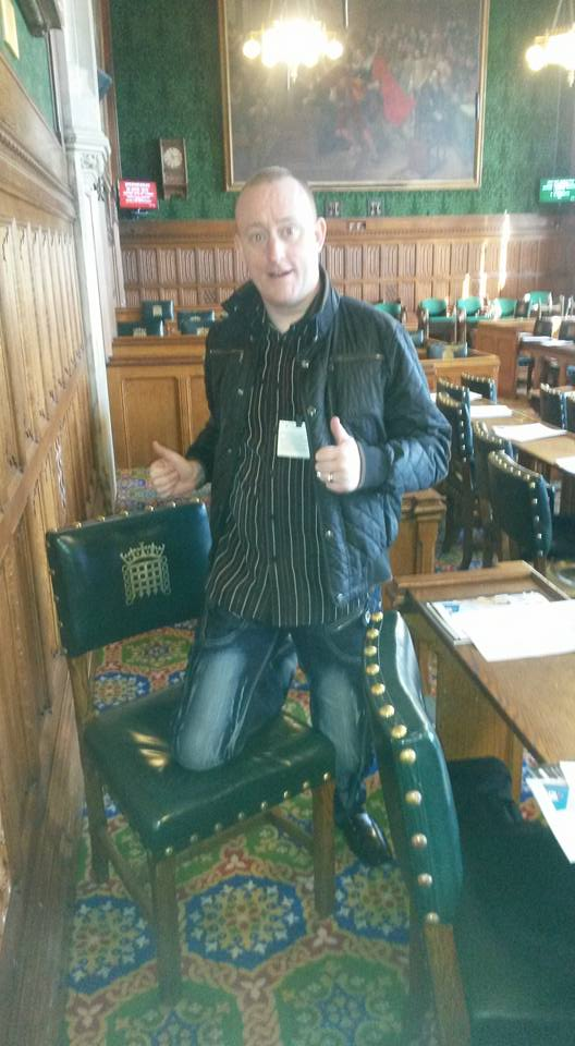Royle in Parliament April 2016