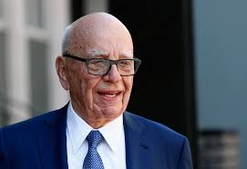 Rupert Murdoch Former Employer of Fake Sheikh Mazher Mahmood