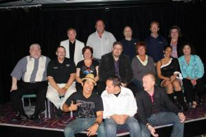 The Hypnotist Entertainment Cruise 2013 with Dr. Jonathan Royle, Jay Noblezada & Incredible Hypnotist Richard Barker