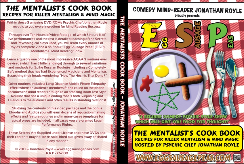 The Mentalists Cookbook