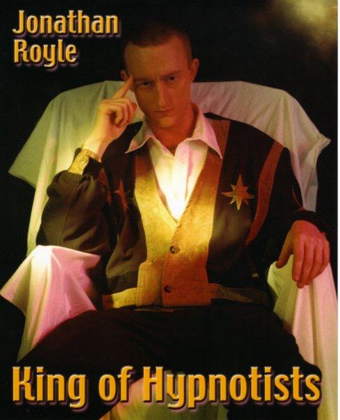 Dr. Jonathan Royle - King of Hypnotists