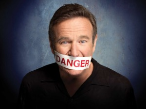 Robin Williams Comedian And Actor Suicide
