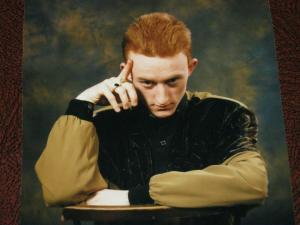 Dr. Jonathan Royle - Hypnotist - Circa 1990
