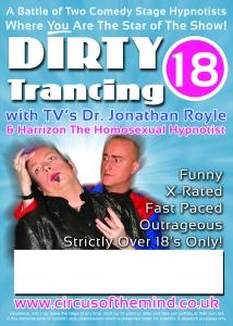 Dirty Trancing A4 CMYK