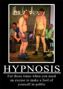 HYPNOSIS IS NOT JUST A TRICK