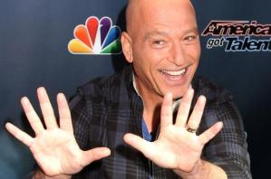Howie Mandel Hypnotized Hypnotised on Americas Got Talent