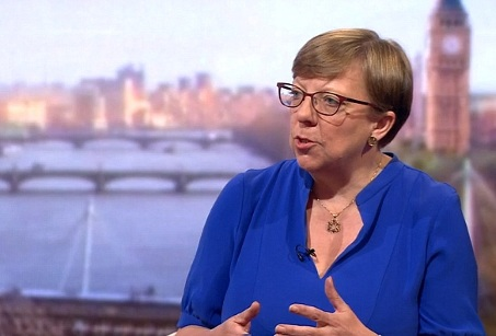 Alison Saunders Director of Public Prosecutions Who Decided Lord Janner Should not face trial for his Abuse Allegations!