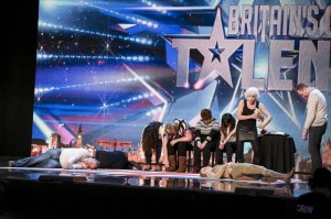 Britains Got Talent Trance Lady Female Hypnotist Joanna Cameron Real or Fake?