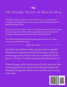 Psychic Secrets of Alex Leroy Cartomancy Questions & Answers Mentalism