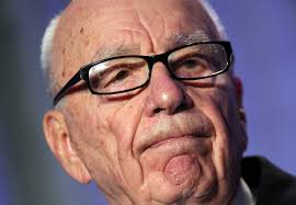 Rupert Murdoch Owner of Numerous Media Outlets and Brainwasher of the Sheeple
