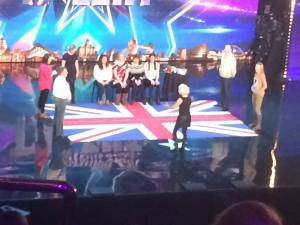 Trance Lady Joanna Cameron on Britains Got Talent #BGT #TranceLady #Hypnosis