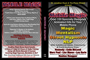 The Old Mobile Magic Cover from 2008