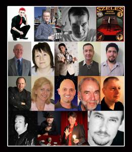 Secrets of Stage Hypnosis, Street Hypnotism & Hypnotherapy.