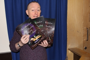 Jonathan Royle's Books on Magic, Hypnosis & Mentalism are bought by Magicians, Mentalists & Hypnotists Worldwide