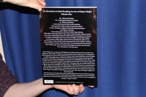 Volume One - Back Cover
