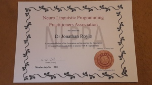 Neuro Linguistic Programming Practitioners Association NLPPA