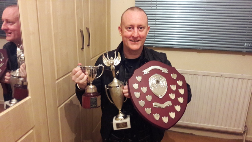 Jonathan Royle is the Current Winner of the Cabaret Magic Trophy as well as the Close-Up Cup and Sly Smith Shield for Best Card Trick from The Order of the Magi