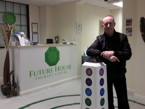 Dr. Jonathan Royle PhD Hypnotist & NLP Hypnotherapy Expert at Future House Therapy Centre in Chesterfield