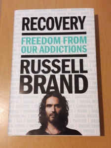 Recovery, Freedom From Our Addictions by Russell Brand Reviewed by Celebrity Hypnotherapist & NLP Hypnosis Expert Dr. Jonathan Royle Ph.D