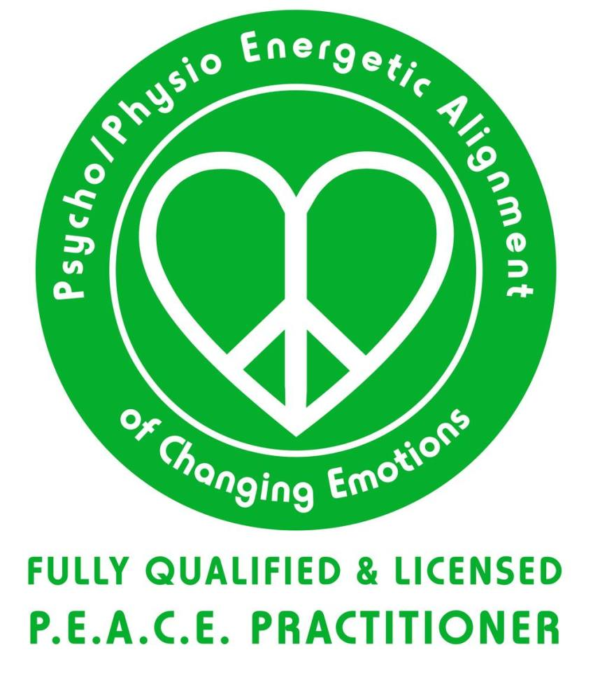 PEACE Therapy aka The P.E.A.C.E. Protocol = Psychological & Physiological Energetic Alignment of Changing Emotions