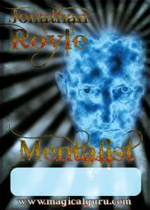 Byline Festival 2018 Comedy Mind Reading with Mind Reader Magician Mentalist & Hypnotist Jonathan Royle
