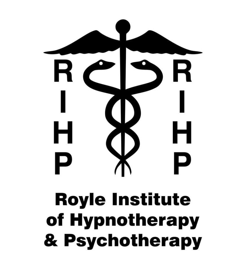 RIHP = The Royle Institute of Clinical Hypnotherapy & Psychotherapy