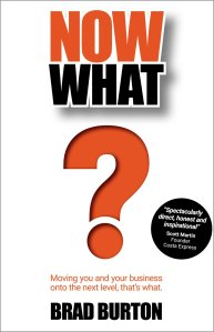 Now What by Brad Burton Reviewed by British Bad Boy of Hypnosis Jonathan Royle