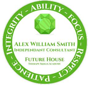 Jonathan Royle aka Alex William Smith is an Independent Hypnotic Consultant for Future House Therapy, Studies Sanomentology & is a Master Sanomentologist