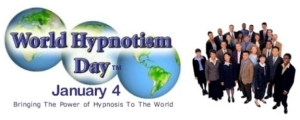 World Hypnotism Day 4th January 2019. Hypnotist Jonathan Royle offers Free Online NLP Hypnotherapy Treatment