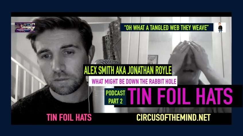What is Down the Rabbit Hole - VIP Celebrity Sexual Abuse Scandals Exposed by Hypnotist & Conspiracy Truth Researcher Jonathan Royle