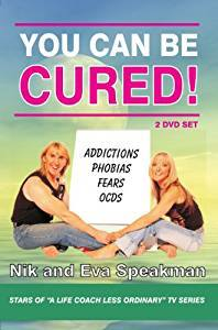 You Can Be Cured DVD with Nik Speakman and Eva Speakman aka The Speakmans upon which Hypnotist Jonathan Royle acted as Consultant and Adviser