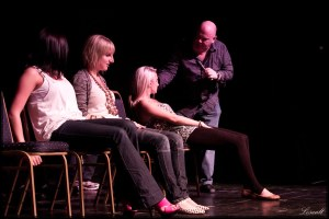 Shrink aka Comedy Hypnotist Brian Halliday