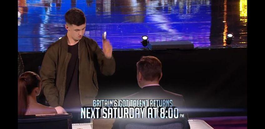 James Samuel Magician Founding Member of 4MG Britain's Got Talent Finalists 2019