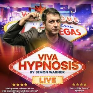Simon Warner Comedy Hypnotist who choose Jonathan Royle as one of his first Mentors & teachers