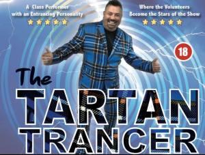Tyrone Reekie aka The Tartan Trancer