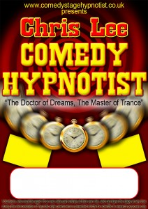 Chris Lee Comedy Stage Hypnotist Originally Taught by Jonathan Royle