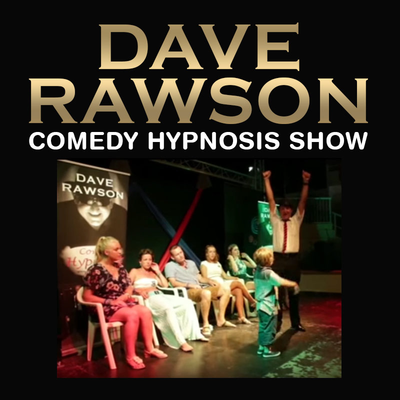 Dave Rawson International Comedy Hypnotist