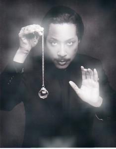 THESSALONIA DE PRINCE Master Mind Magician & Voodoo Hypnotist