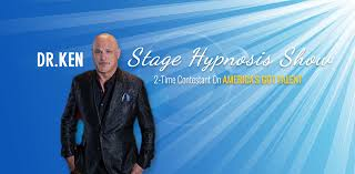 Dr Ken Comedy Stage Hypnotist aka Ken Kern who praises Jonathan Royle Highly