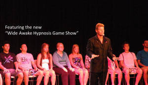Tim Triplett Comedy Stage Hypnotist