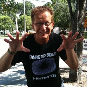 George James aka The FUNomenal Comedy Stage Hypnotist