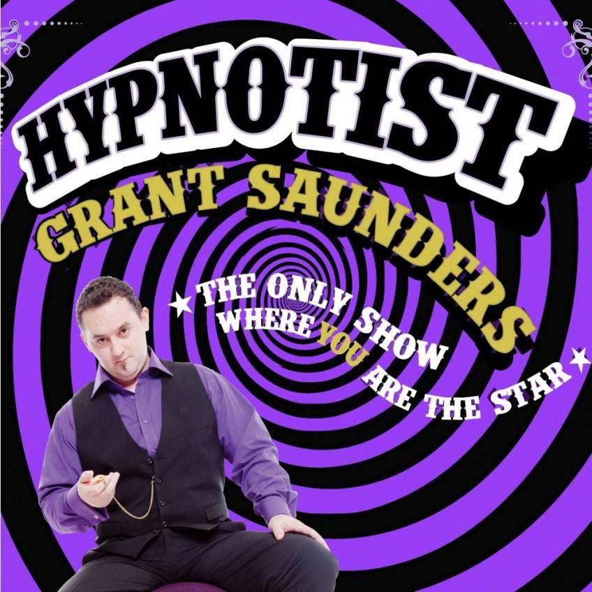 Grant Saunders British Comedy Hypnotist