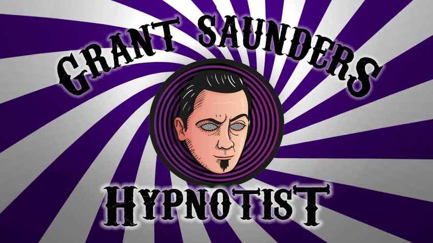 Grant Saunders Comedy Stage Hypnotist