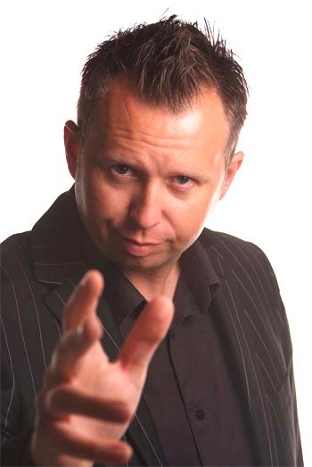 James Kennedy Magician & Comedy Stage Hypnotist