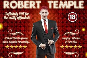 Robert Temple Comedy Hypnotist as Taught by Jonathan Royle